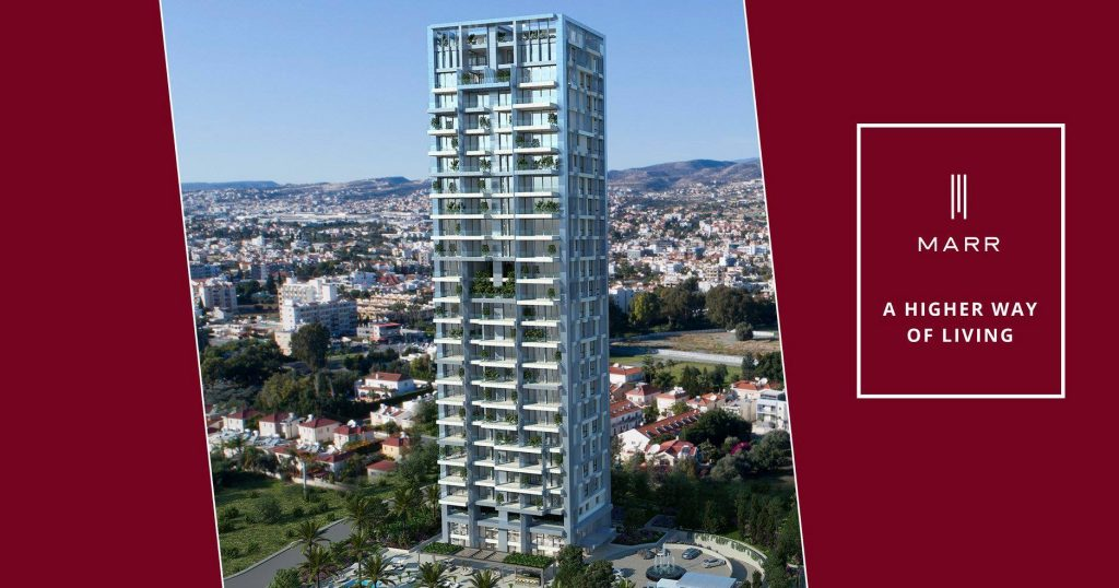 Timelapse video from the Marr Tower construction site - Marr Group